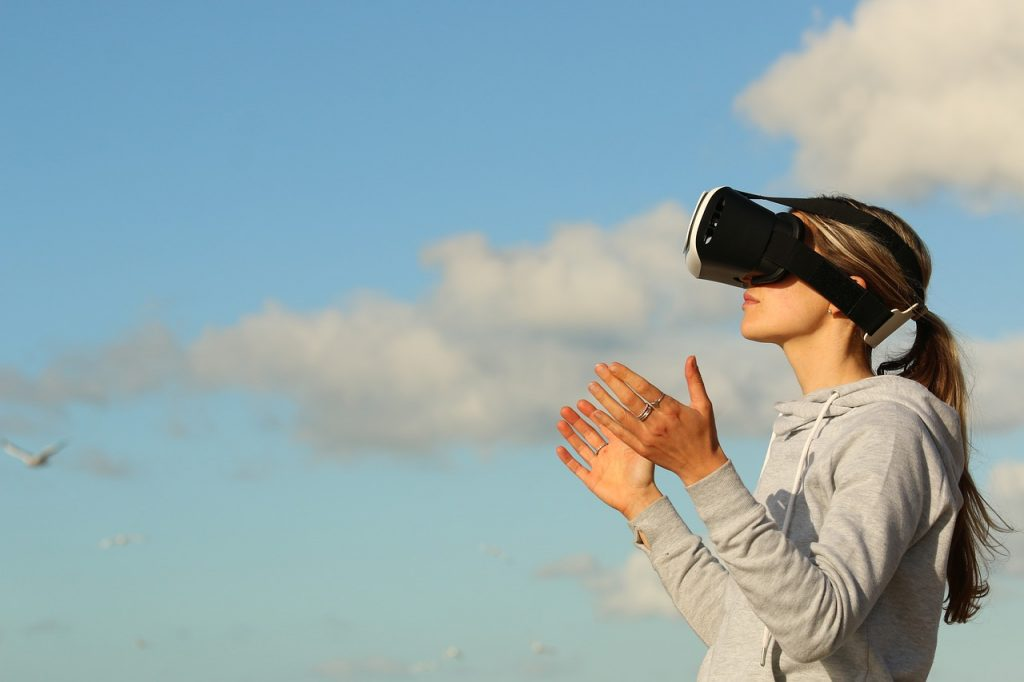 GAFAS REALIDAD VIRTUAL B2B marketing
